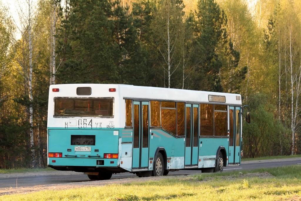 Tomsk region, MAZ-104.031 # М 064 УК 70