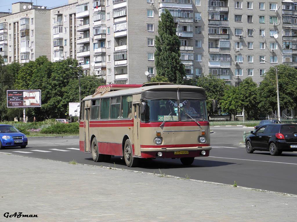 Днепропетровская область, ЛАЗ-695Н № 013-44 АА