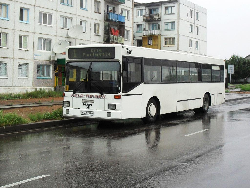 Karagandy province, MAN SL202 # M 426 NBM