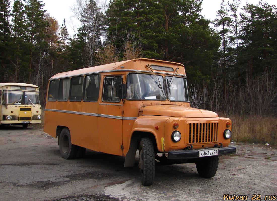 Altayskiy kray, TARZ-002B # Х 362 ЕУ 22