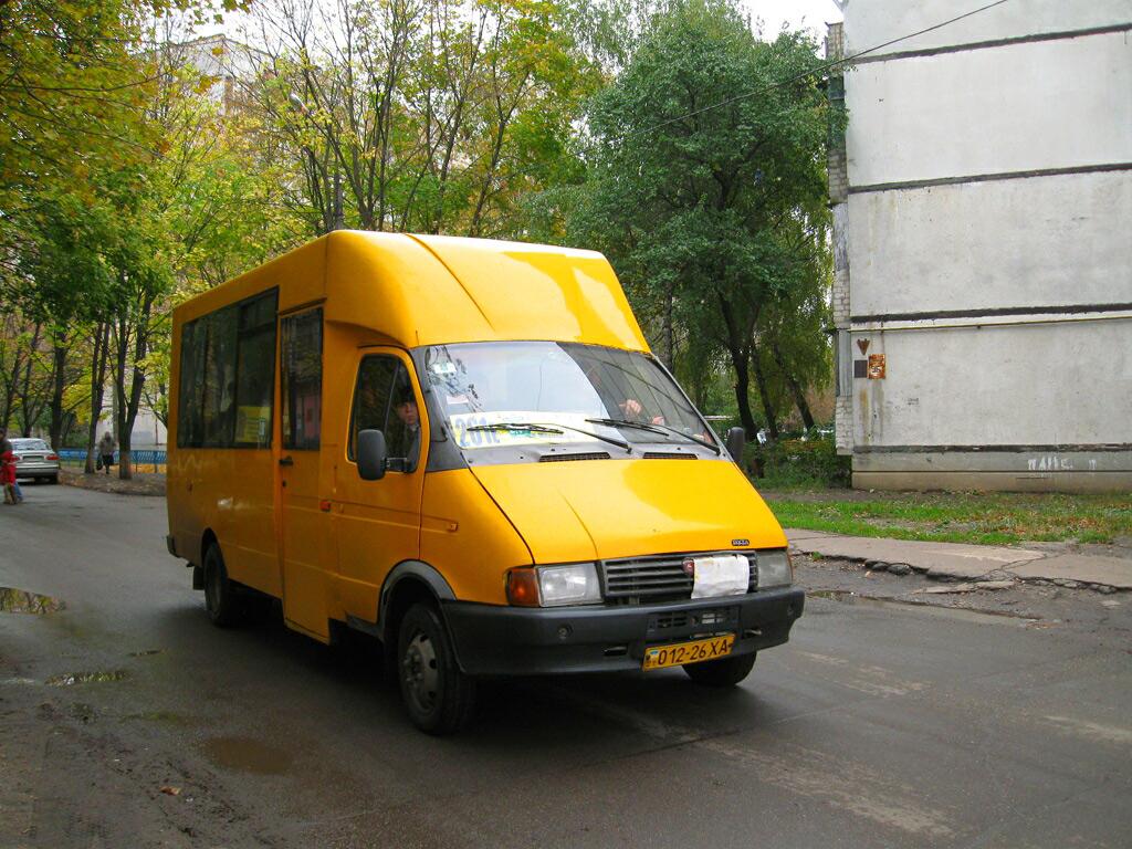 Kharkov region, Ruta SPV-17 # 766