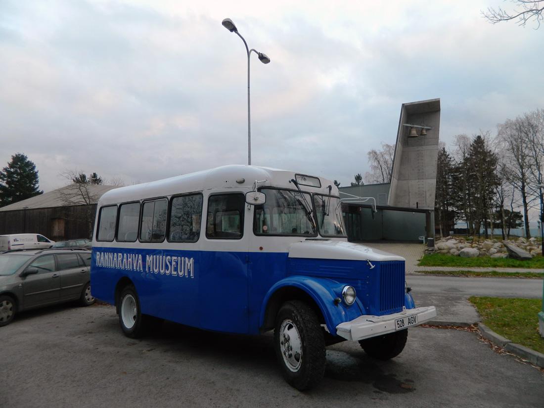 Эстония, КАвЗ-3270 № 528 AGV