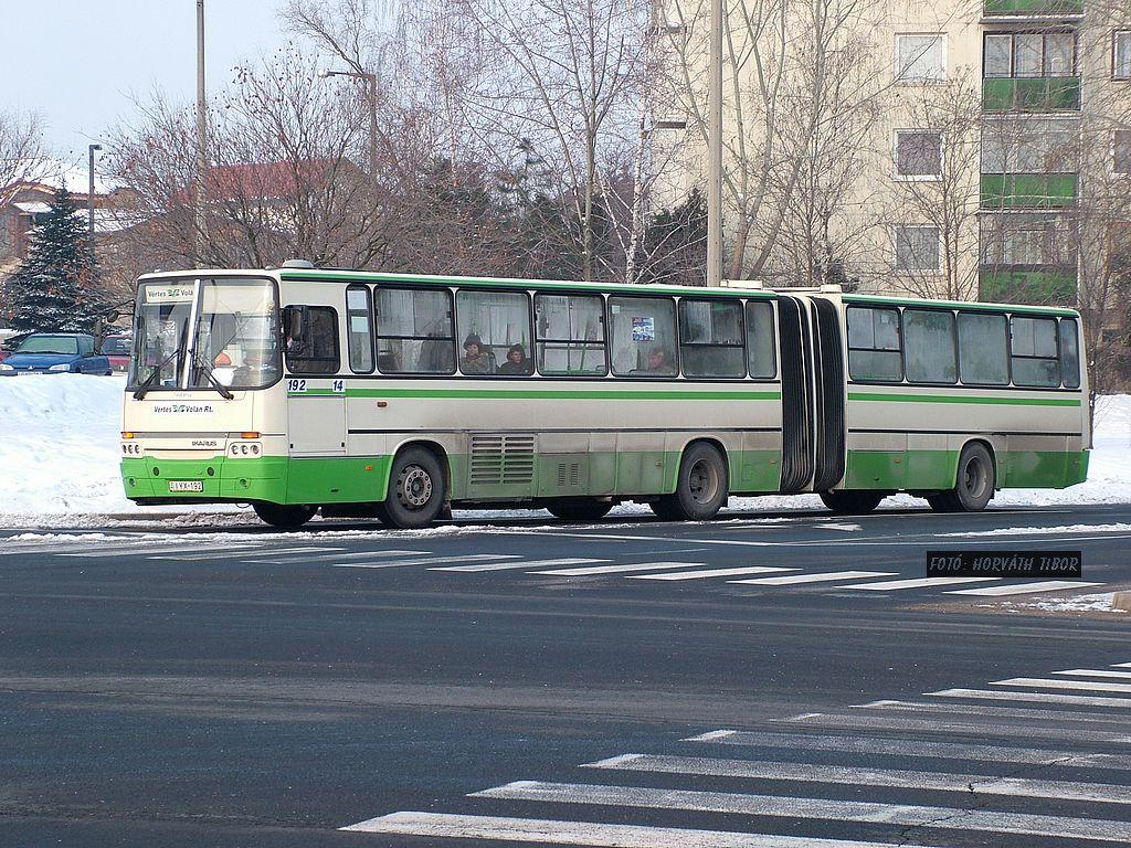 Hungary, Ikarus C83.40 # IYX-192