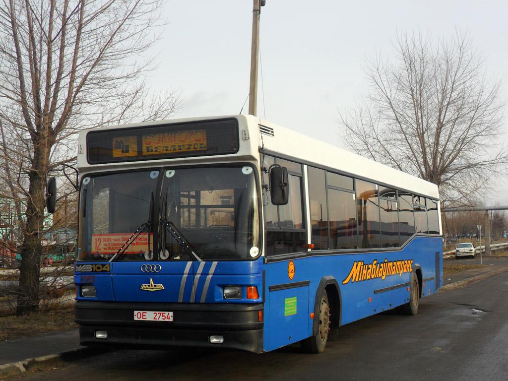 Minsk region, MAZ-104.021 # 010952