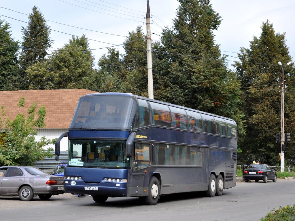 Tula region, Neoplan N122/3L Skyliner # К 387 ОК 71