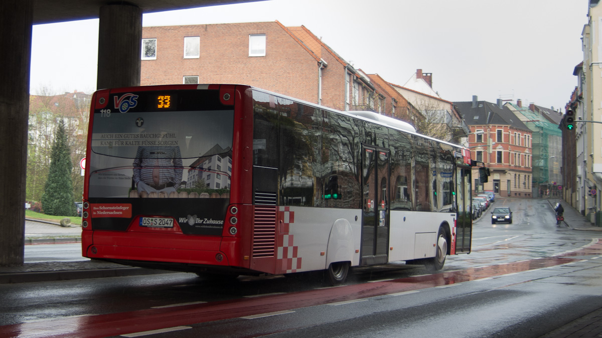Germany, Neoplan N4516 Centroliner Evolution # 118