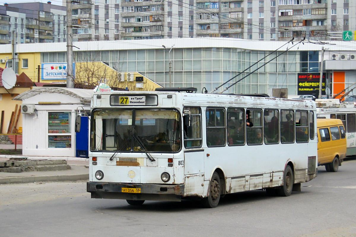 Пензенская область, ЛиАЗ-5256.40 № 803