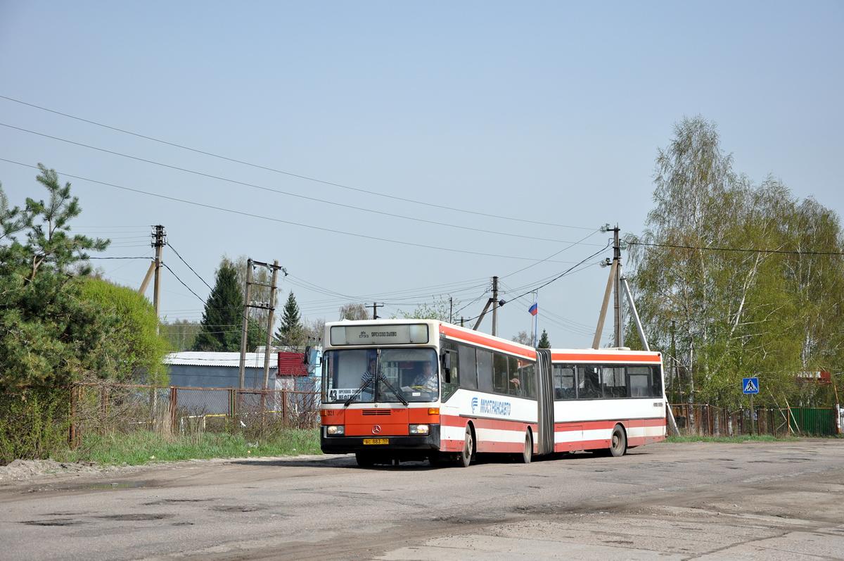 Moscow region, Mercedes-Benz O405G # 321