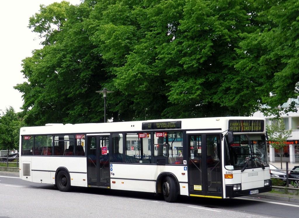 Germany, Mercedes-Benz O405N2 # 8162