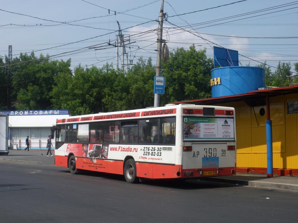 Perm region, Mercedes-Benz O405N # АР 390 59