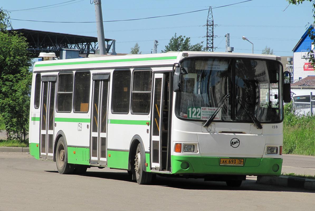 Yaroslavl region, LiAZ-5293.00 # 159