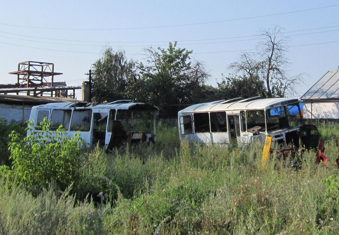 Tambov region — Buses without numbers