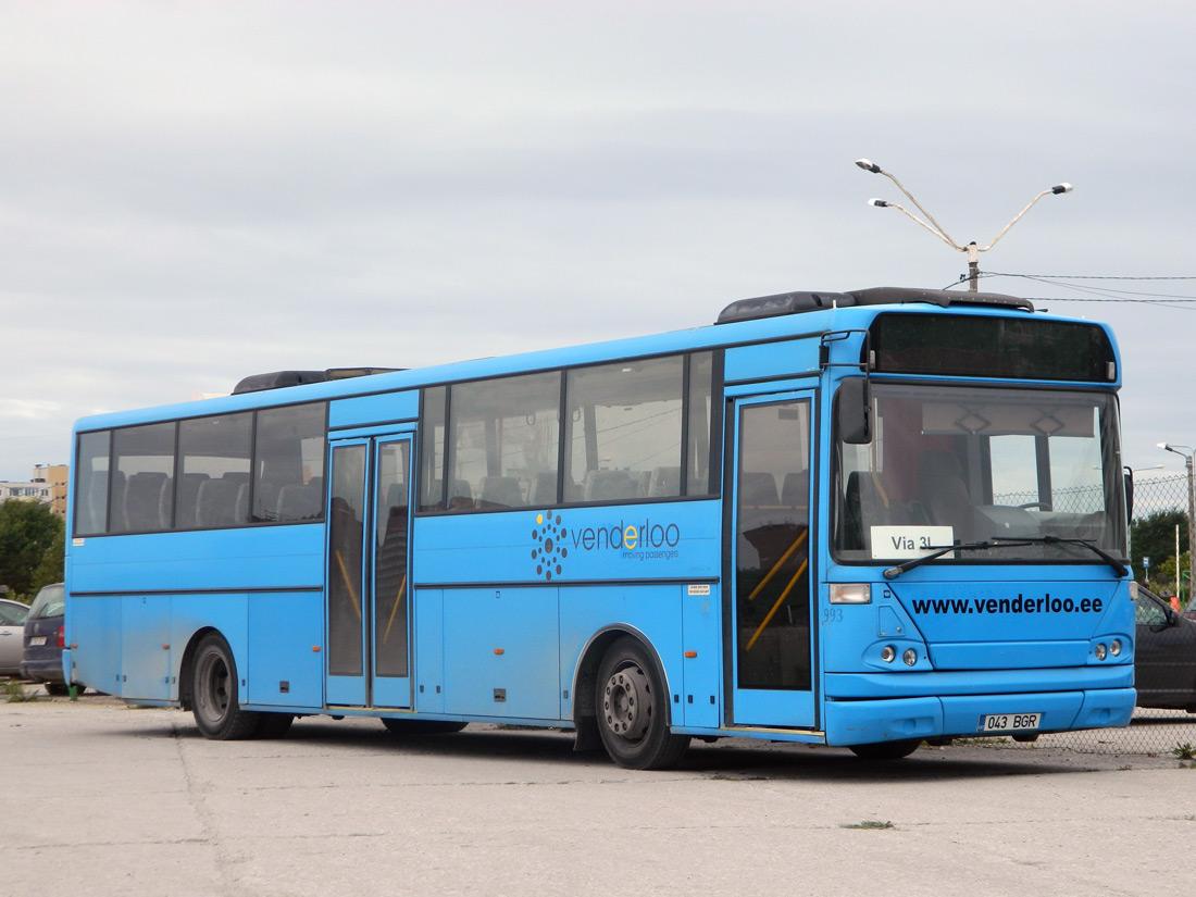 Estonia, Vest V25 # 043 BGR