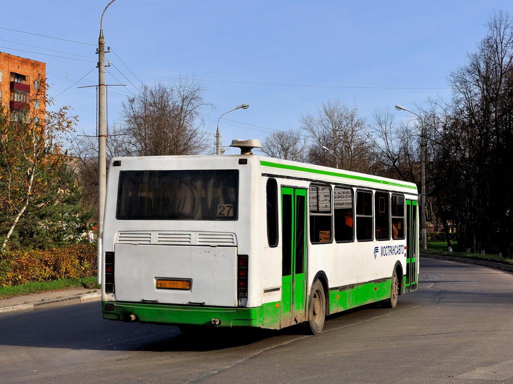 Moscow region, LiAZ-5256.25-11 # 055