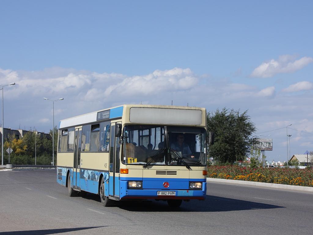 East Kazakhstan province, Mercedes-Benz O405 # 426