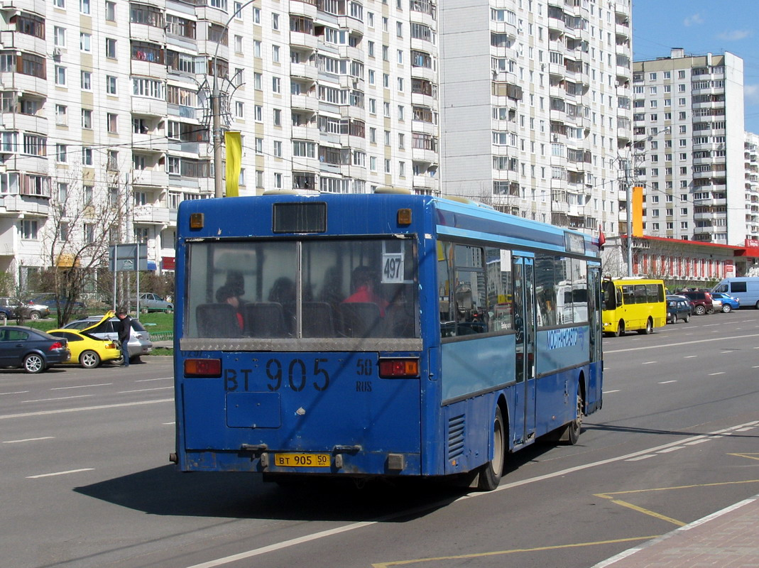 Moscow region, Mercedes-Benz O405 # 0297