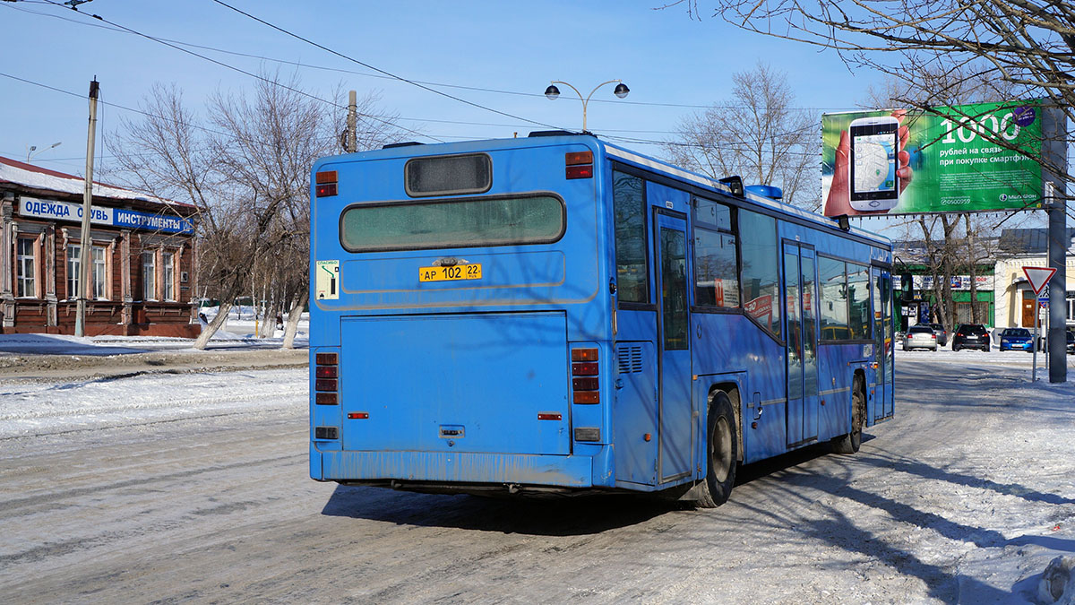 Алтайский край, Scania MaxCi CN113CLL № АР 102 22