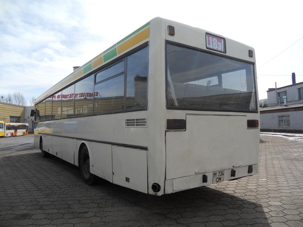 Karagandy province, Mercedes-Benz O407 # M 734 CM