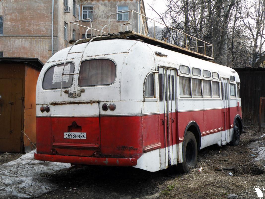автобус зис 155 фото