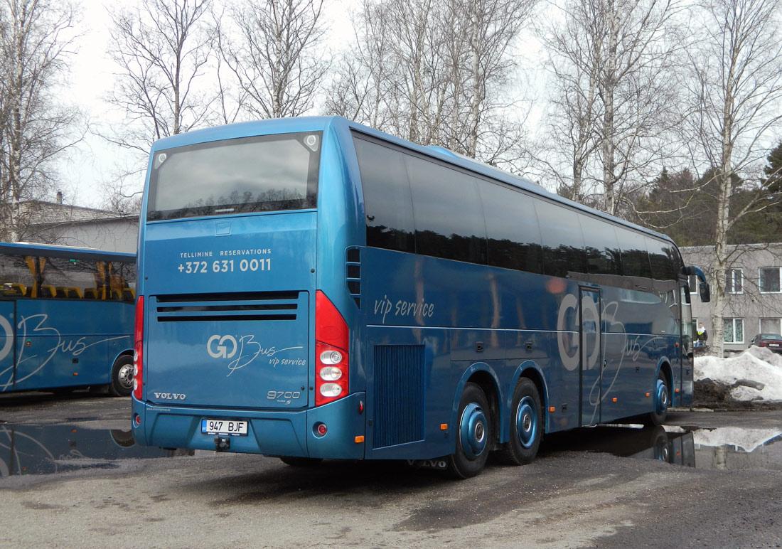 Estonia, Volvo 9700HD NG # 947 BJF