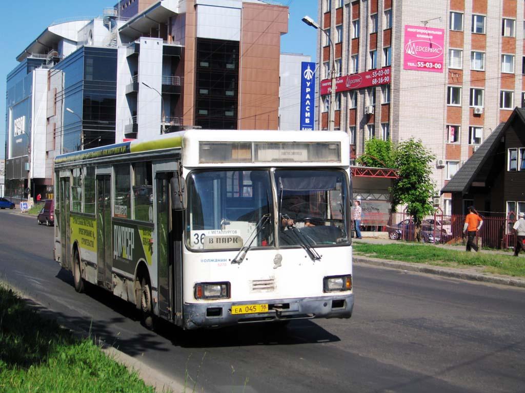 Udmurtia, Volzhanin-5270-10-02 # ЕА 045 18