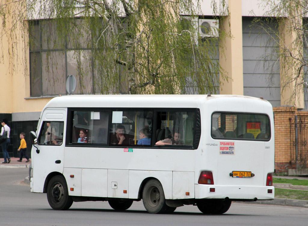 Oryol region, Hyundai County SWB C06 (ТагАЗ) # НН 062 57