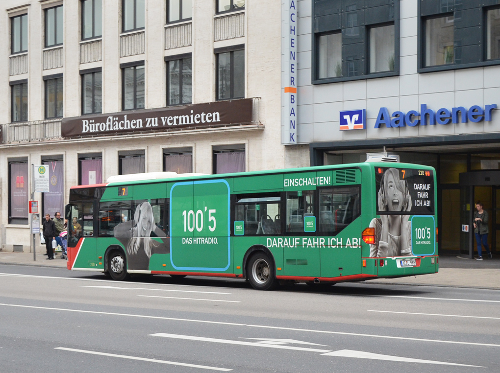 Germany, Mercedes-Benz O530 Citaro # 220