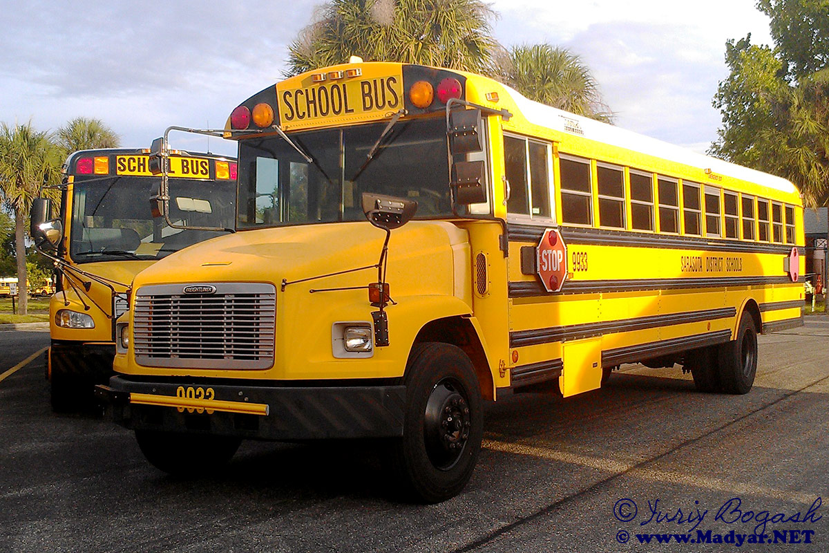 США, Thomas Saf-T-Liner FS-65 № 9933