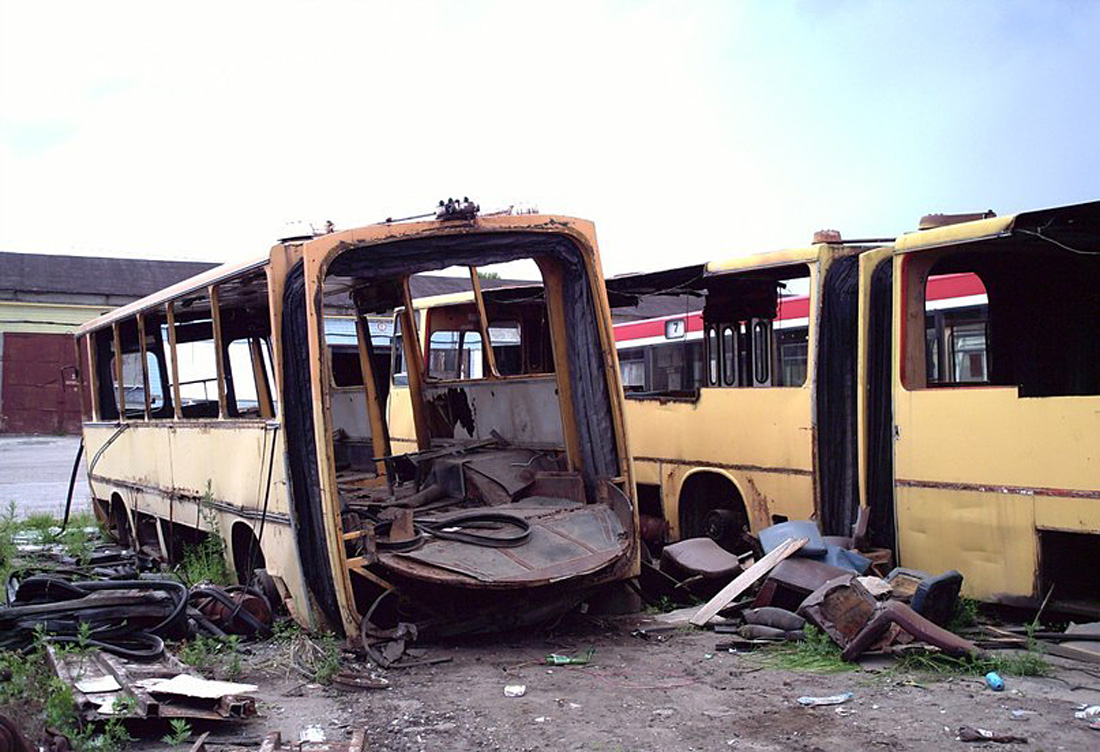 Vladimir region — Buses without numbers