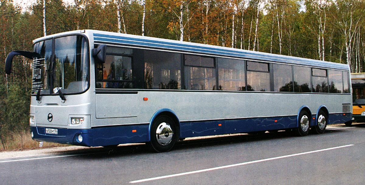 Московская область, ЛиАЗ-6224 № В 928 МТ 50