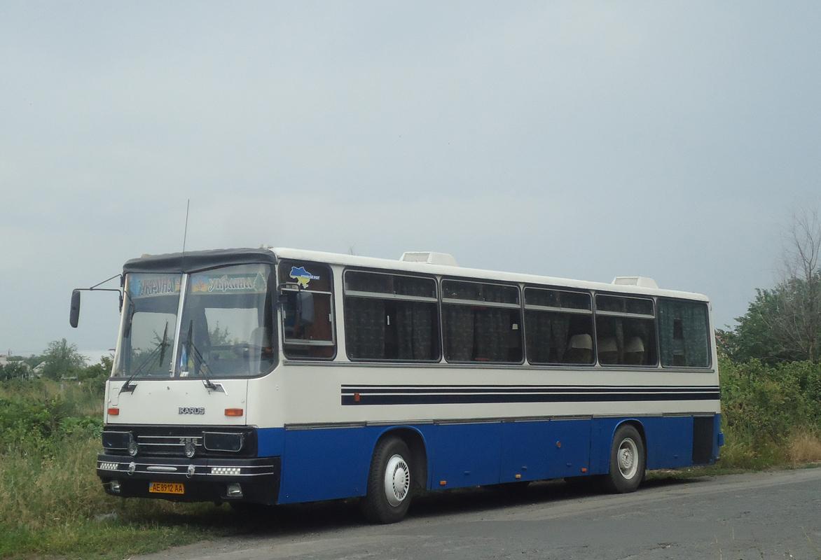 Dnepropetrovsk region, Ikarus 256.75 # АЕ 8912 АА