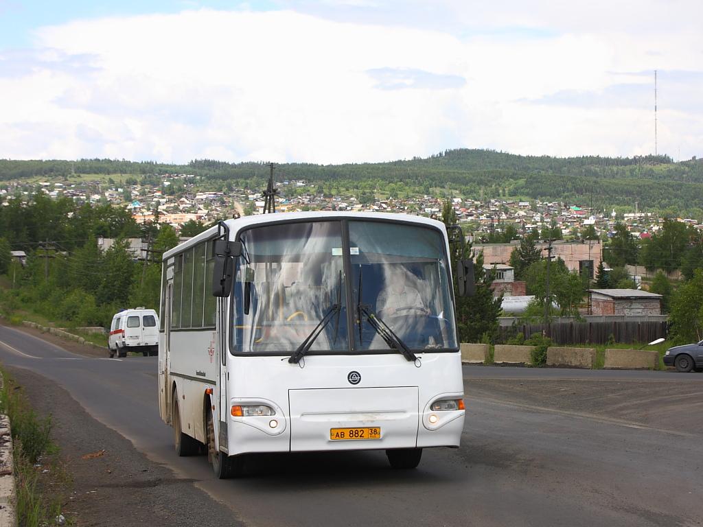 Irkutsk region, KAvZ-4235-33 # 397