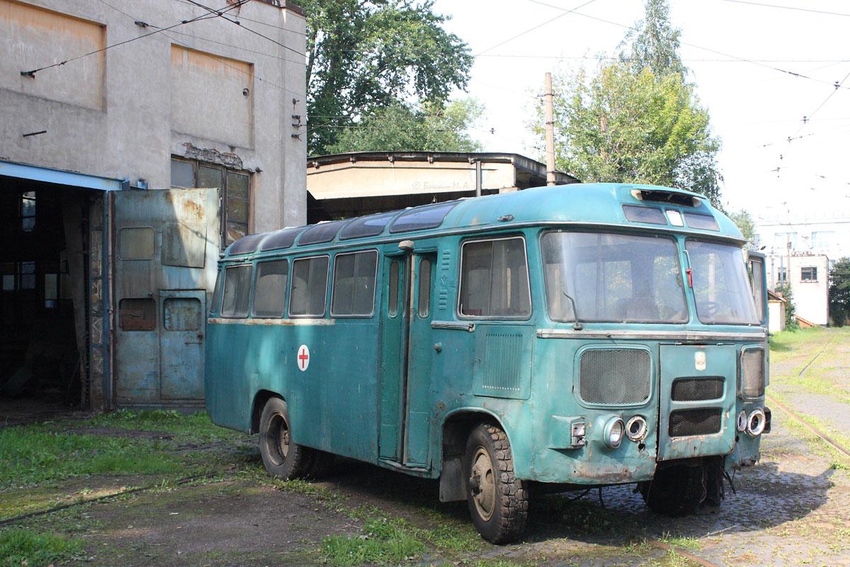 Saint-Petersburg, PAZ-672M # В 492 ВВ 78