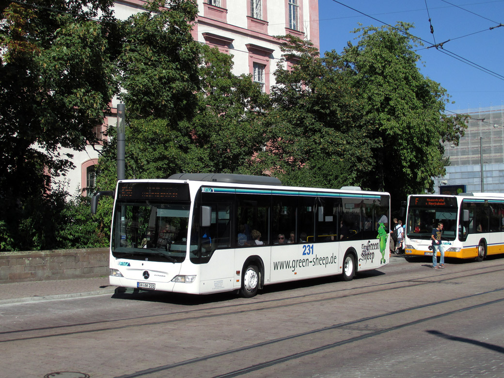 Germany, Mercedes-Benz O530 Citaro # 231