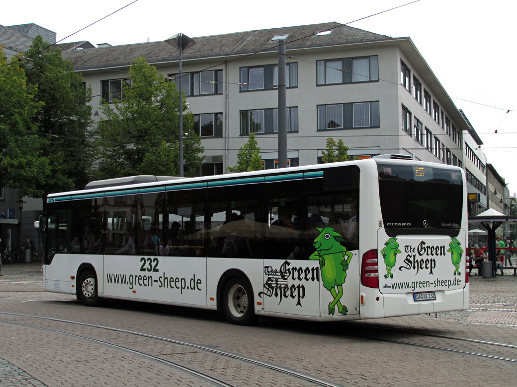 Germany, Mercedes-Benz O530 Citaro # 232