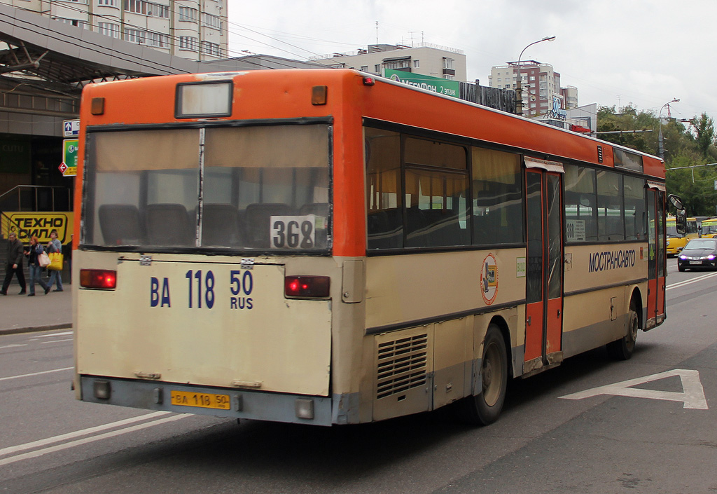 Moscow region, Mercedes-Benz O405 # 216