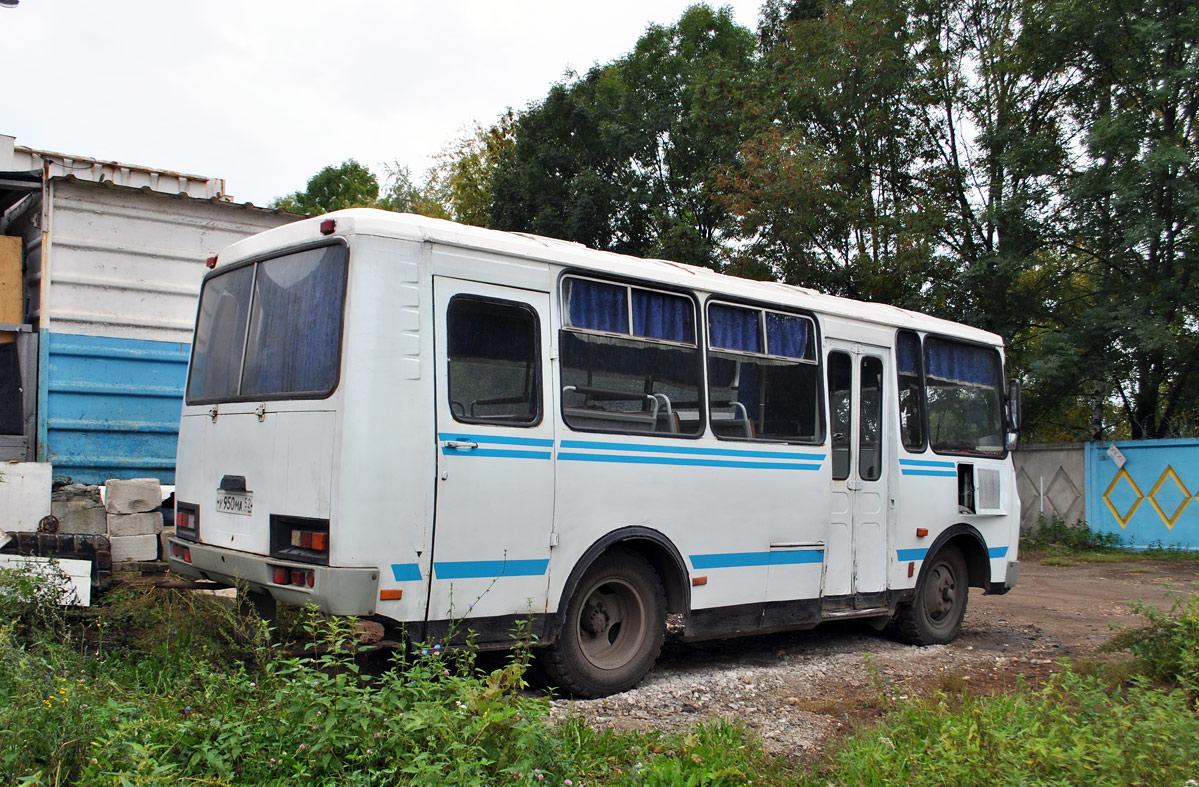 Nizhegorodskaya region, PAZ-3205-110 (0R) # У 950 МА 52