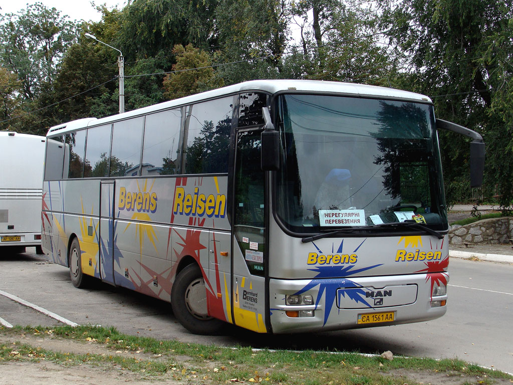 Cherkassy region, MAN A03 Lion's Star RH403 # СА 1561 АА