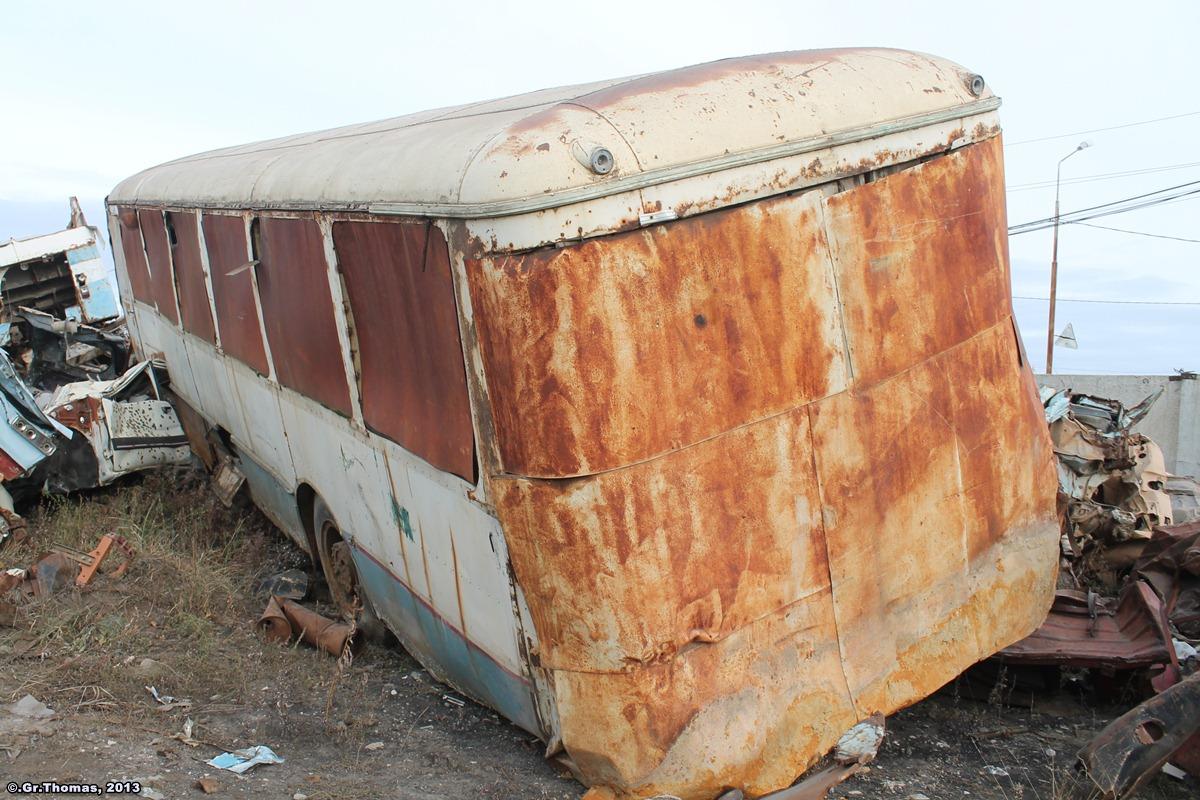 Sakha (Yakutia), LiAZ-677 # Б/Н-46