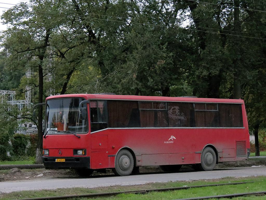 """Dnepropetrovsk region, LAZ-4207JT """"Liner-10"""" # АЕ 4420 АА"""