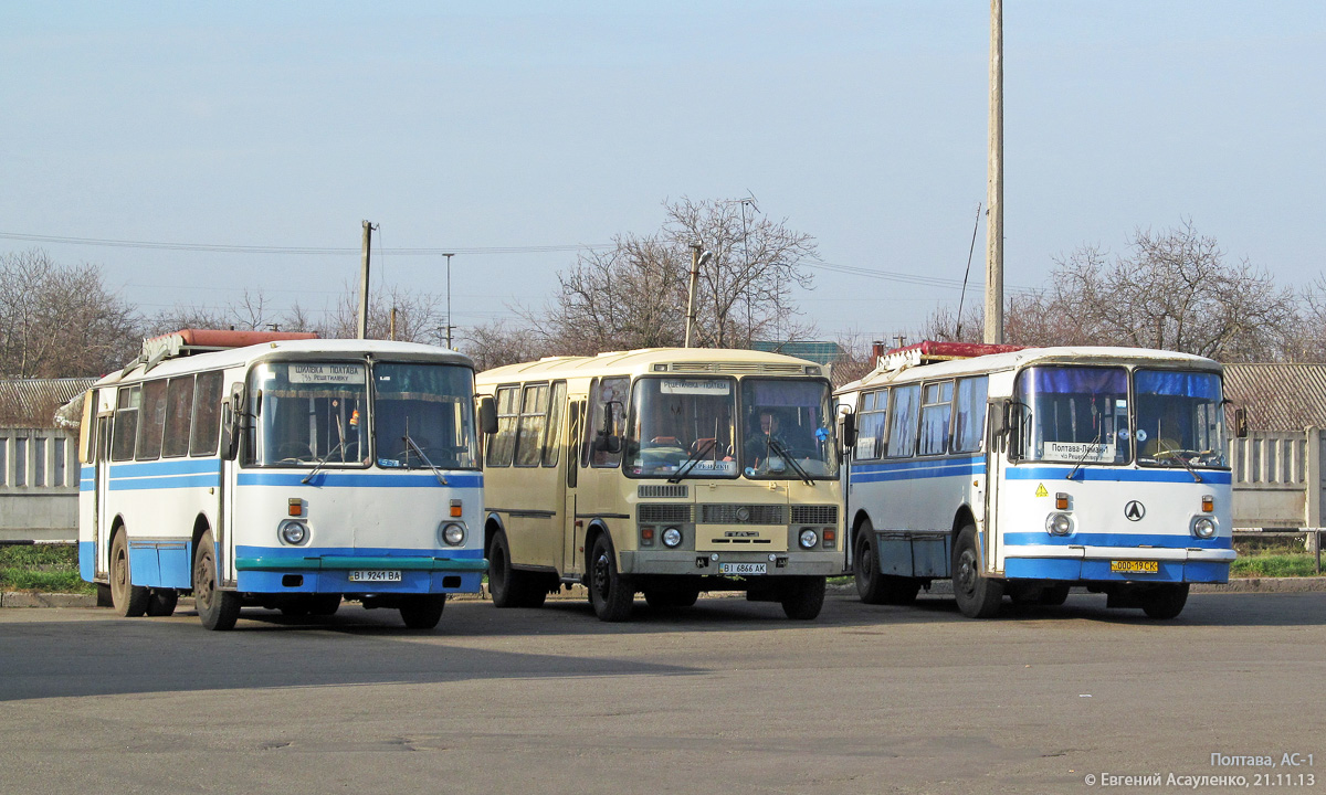 Poltava region — Poltava — Bus Station