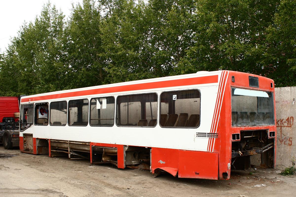 Perm region, Mercedes-Benz O405 # АВ 964 59