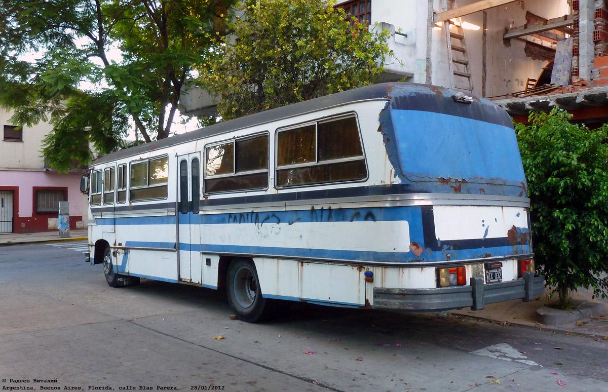 Argentina, (unknown) # WIX 032