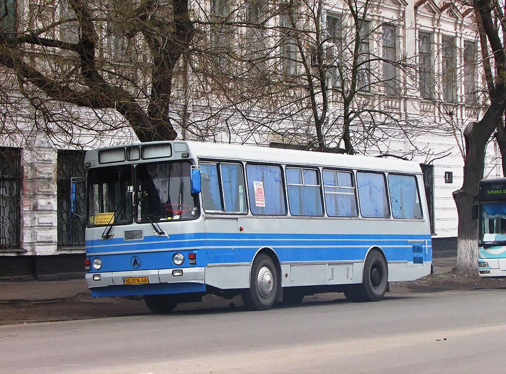 Dnepropetrovsk region, LAZ-42021 # АЕ 0716 АА