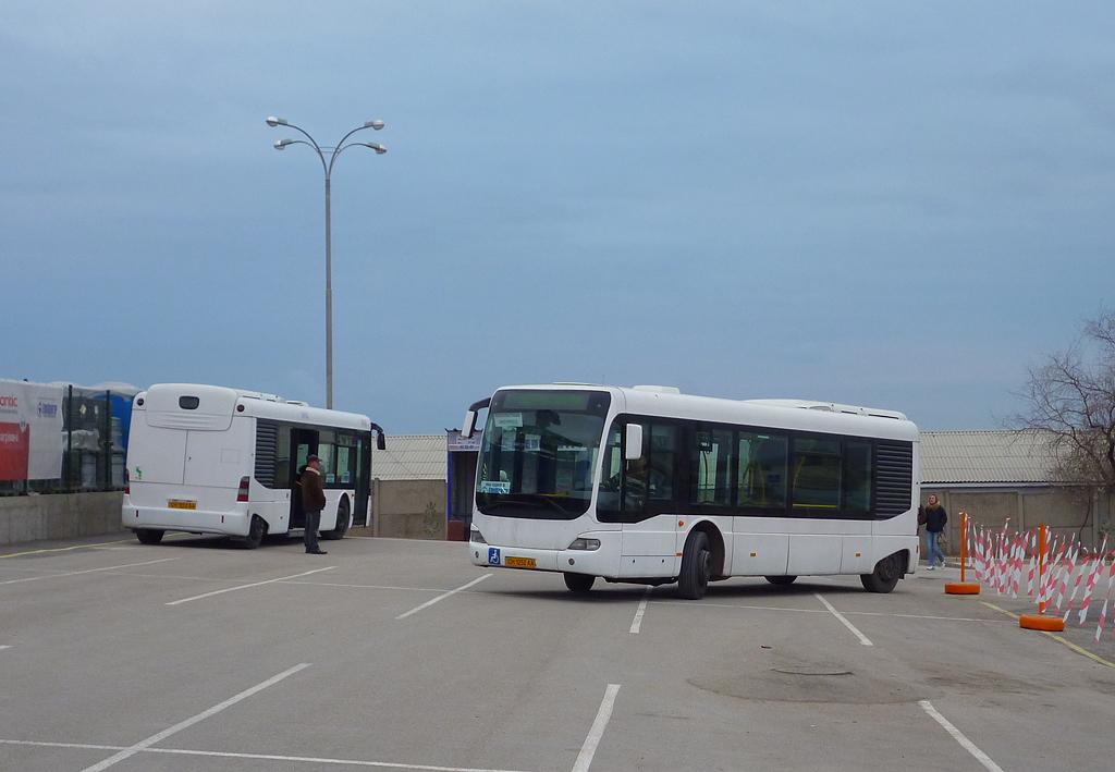 Sevastopol, Mercedes-Benz O520 Cito # СН 1252 АА; Sevastopol — Miscellaneous photos