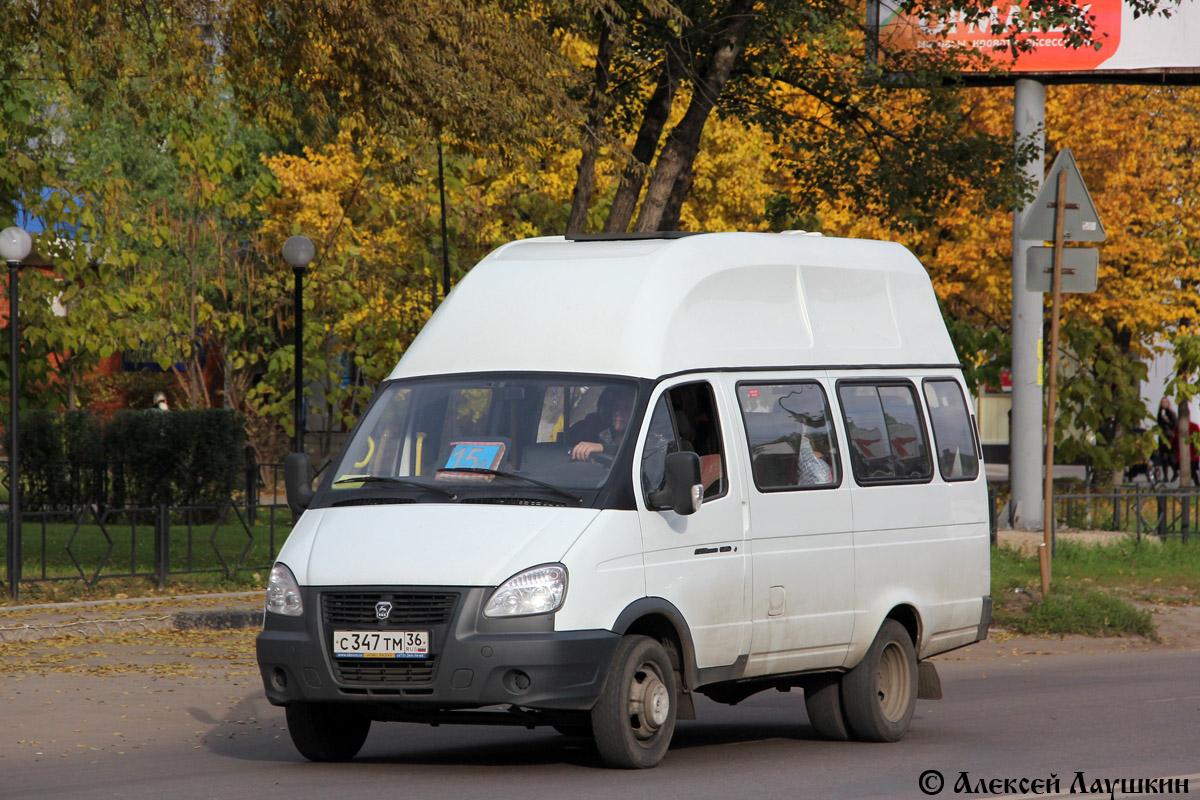 Voronezh region, Luidor-225000 (GAZ-322133) # С 347 ТМ 36