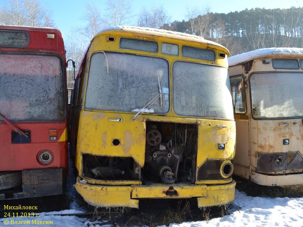 Sverdlovsk region, LiAZ-677G # АЕ 232 66