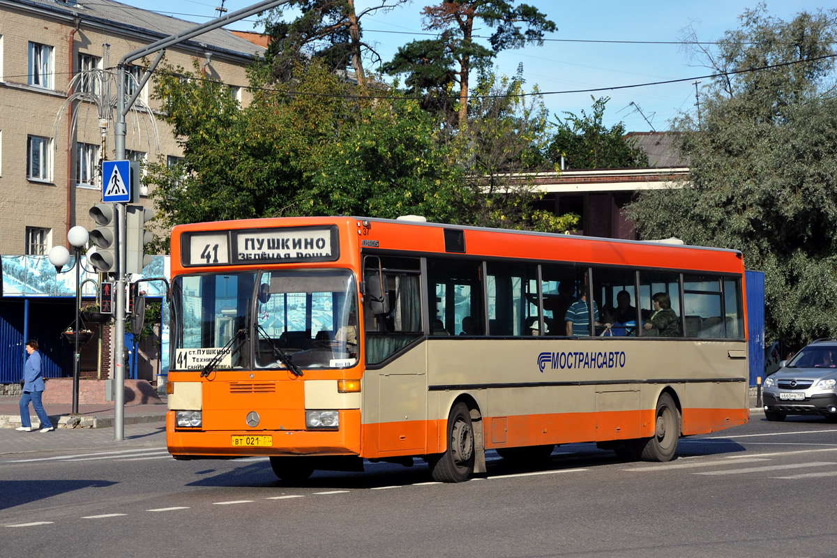 Moscow region, Mercedes-Benz O405 # 0380