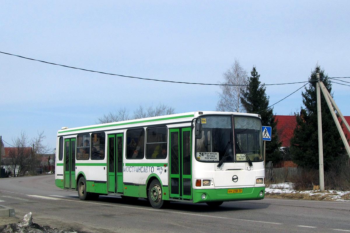 Московская область, ЛиАЗ-5256.25 № 3295