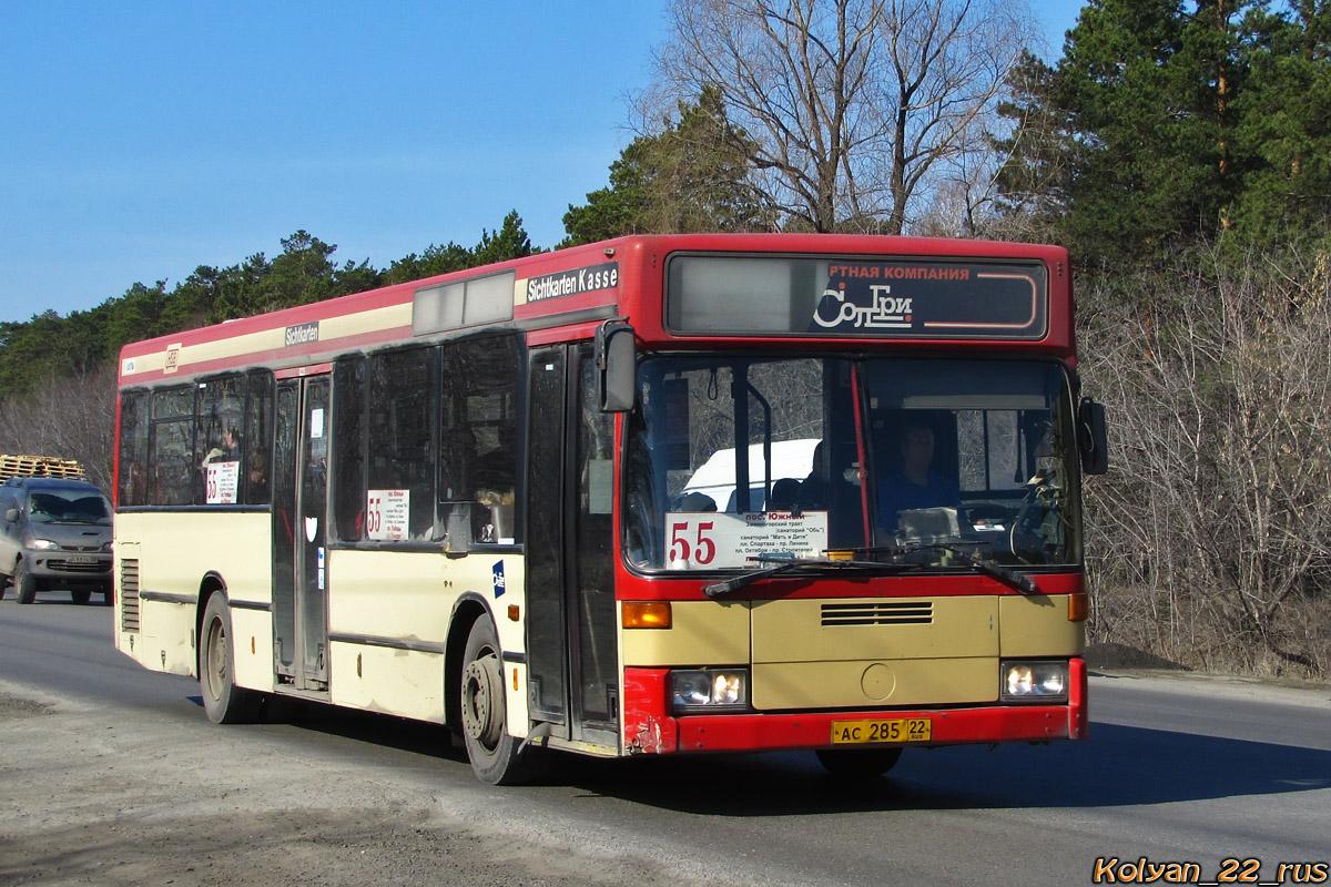 Altayskiy kray, Mercedes-Benz O405N2 # АС 285 22